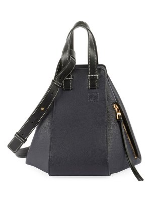 Loewe Hammock Medium Grained Satchel Bag