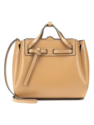 Loewe lazo mini leather tote
