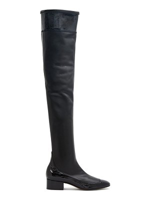 Loewe over-the-knee leather boots