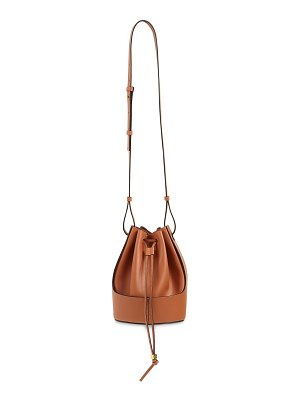 Loewe Small balloon leather bag