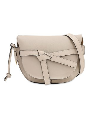 Loewe Small gate leather bag
