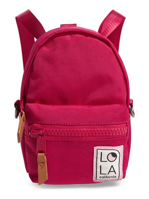 LOLA LODIS LOS ANGELES stargazer mini convertible backpack