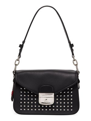 Longchamp Mademoiselle Longchamp Rock Small Crossbody Bag