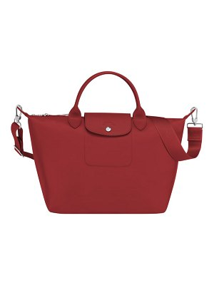 Longchamp medium le pliage neo nylon top handle bag
