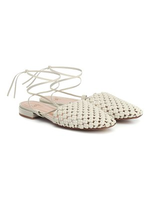 LOQ costa leather mules