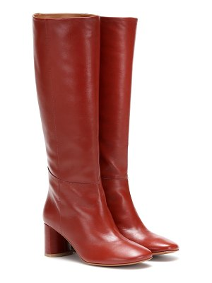 LOQ donna knee-high leather boots