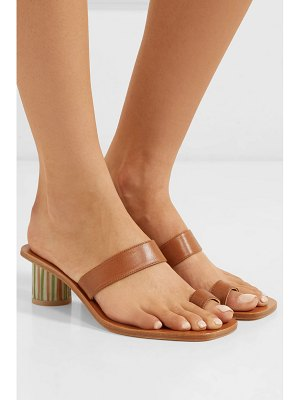 LOQ tere leather sandals