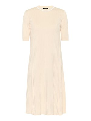 Loro Piana dakhla silk and cotton midi dress