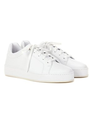 Loro Piana nuages leather sneakers