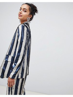 Lost Ink relaxed blazer