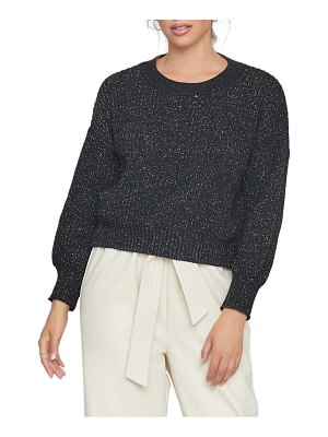 Lost + Wander lost in time shaker stitch sweater