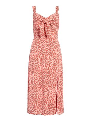 Lost + Wander madison floral midi sundress