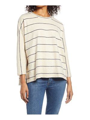 LOU & GREY bonnie stripe top