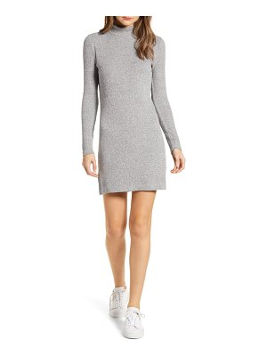 LOU & GREY brushed turtleneck dress