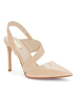 Louise et Cie jerry pointy toe slingback pump