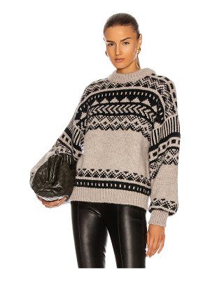 Loulou Studio asco sweater