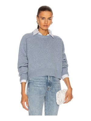 Loulou Studio bruzzi sweater