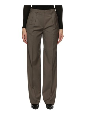Loulou Studio pleated trousers