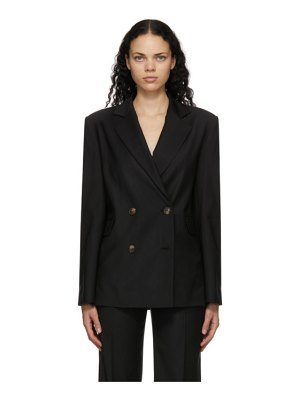 Loulou Studio tatakoto double breasted blazer