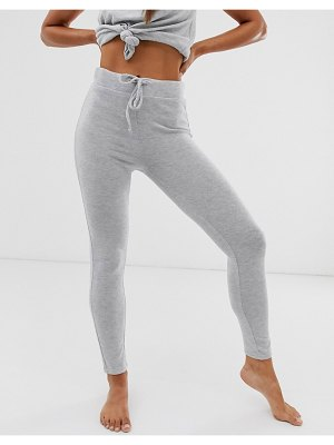 Loungeable mix & match lounge leggings in gray