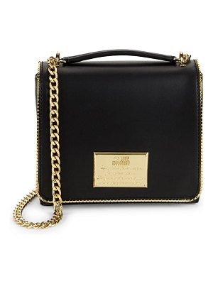 Love Moschino Classic Faux Leather Shoulder Bag