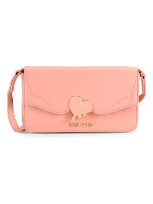 Love Moschino Faux Leather Shoulder Bag