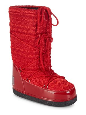 Love Moschino Quilted Mid-Calf Moon Boots