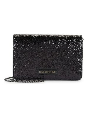 Love Moschino Sequined Shoulder Bag