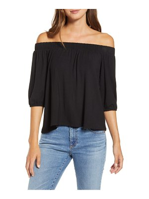 LOVEAPPELLA off the shoulder top