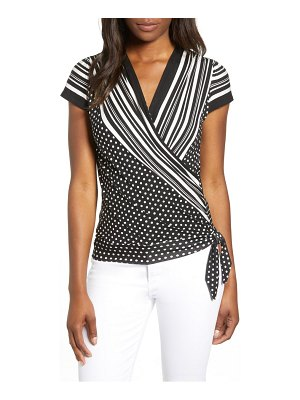LOVEAPPELLA wrap front top
