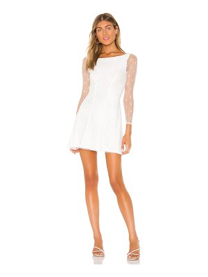 Lovers + Friends addy mini dress