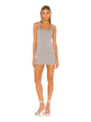Lovers + Friends alanza mini dress