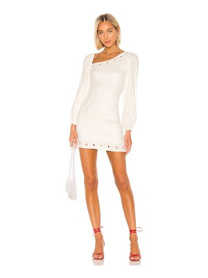 Lovers + Friends andy mini dress