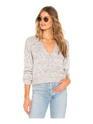 Lovers + Friends Bennet V Neck Sweater