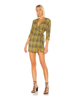Lovers + Friends bobbie mini dress