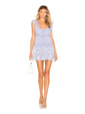 Lovers + Friends bonnie mini dress