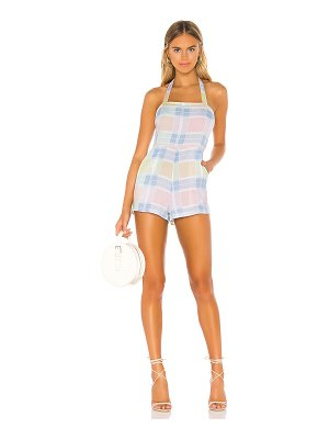 Lovers + Friends brice romper