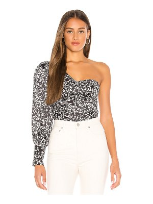 Lovers + Friends campbell top