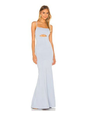 Lovers + Friends cleo gown