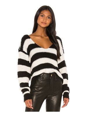 Lovers + Friends collins v neck sweater