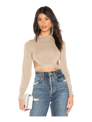 Lovers + Friends date night sweater