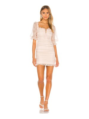 Lovers + Friends dreams do come true mini dress