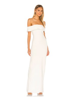 Lovers + Friends galleria gown