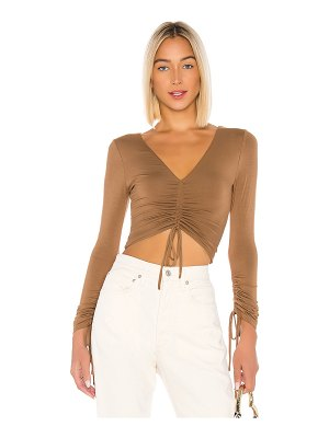 Lovers + Friends heather top