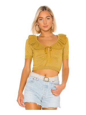 Lovers + Friends ivy top
