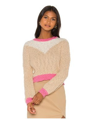 Lovers + Friends kaiden sweater