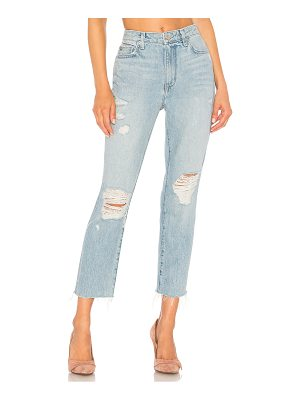 Lovers + Friends logan high rise tapered jean