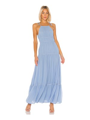 Lovers + Friends lucy maxi dress