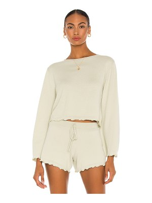 Lovers + Friends mica top