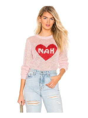 Lovers + Friends Nah Sweater